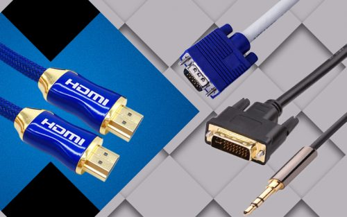 Audio & Video Cable